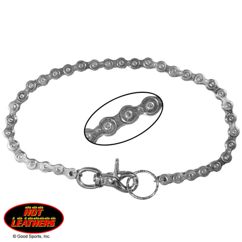 WALLET CHAIN BIKE CHAIN - CHROME