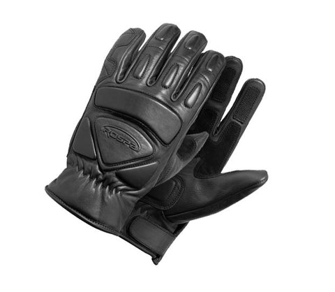 CAFE RACER SHORT CUFF GLOVE  - ANELINE LEATHER