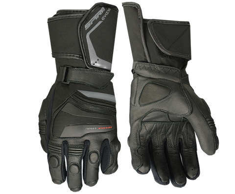 EVADE GAUNTLET - SPIRIT GLOVES - LEATHER/TEXTILE