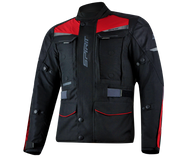 SPIRIT CORDURA - EVOLUTION JACKET - BLACK-RED