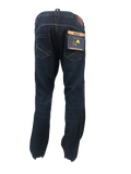 METALIZE BIKER MEN HERITAGE COLLECTION - MOTORCYCLE STRETCH JEANS