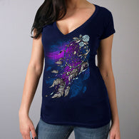 SHORT SLEEVE WINDY DREAM CATCHER