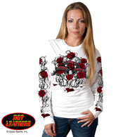 LIVE LOVE RIDE - THORNS - COTTON LONGSLEEVE SHIRT