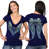 SS DS V ANGEL HEART 2 - SHORT SLEEVE - SLIM FIT