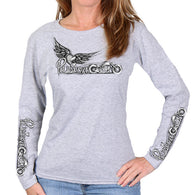 FULL CUT PASSION WINGS - LONGSLEEVE