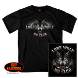 LONE WOLF FULL FACE DOUBLE SIDED