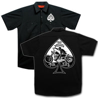 LOW RIDA MECHANIC SHIRT