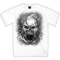 SS SCREAMING SKULL - SHORTSLEEVE T-SHIRT