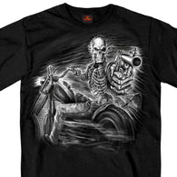 ASSASSIN RIDER T-SHIRT - SHORTSLEEVE MEN T-SHIRTS