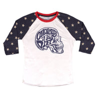 CHOPPERS TIL YOU DIE SKULL LONG SLEEVE