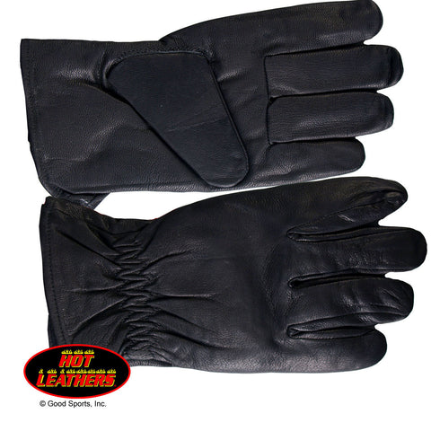 UNISEX PLAIN RIDING GLOVE / WATERPROOF LINING