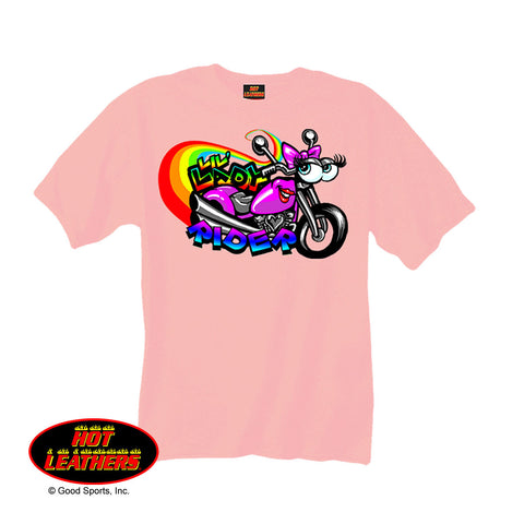 GIRLZ MOTORCYCLE- TODDLER T-SHIRT