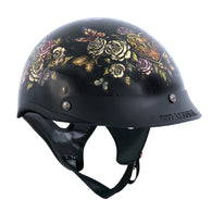DOT HELMET KEY LOCK HEART - Novelty Helmet