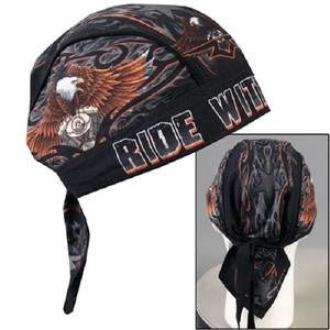 RIDE WITH PRIDE HEAD WEAR