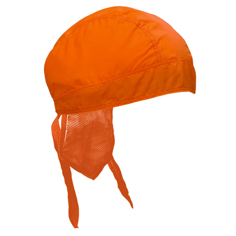 HEADWRAP NEON ORANGE