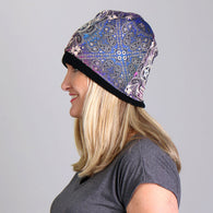 SUGAR PAISLEY KNIT HAT