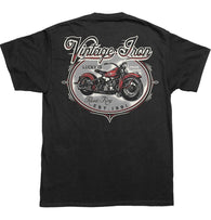 SS BP ROAD KING / LUCKY 13 SINCE 1991 / SHORT-SLEEVE MEN T-SHIRT