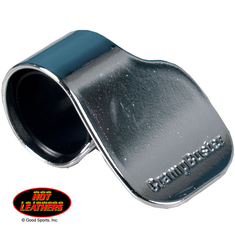 CRAMPBUSTER OVERSIZED WIDE - CHROME - THROTTLE COVER
