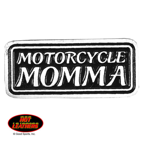 PIN MOTORCYCLE MOMMA