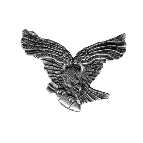 PIN BLACK BIRD EAGLE
