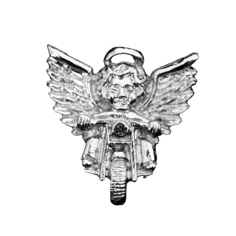 PINS GUARDIAN ANGEL SILVER