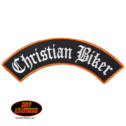 PATCH CHRISTIAN BIKER