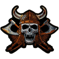 PATCH VIKING SKULL