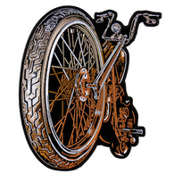 PATCH BIG WHEEL