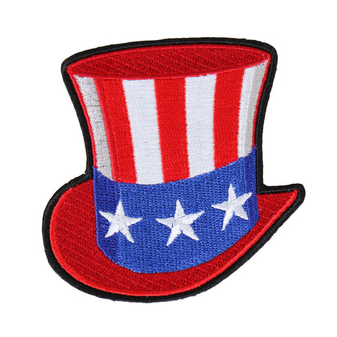 PATCH UNCLE SAM HAT