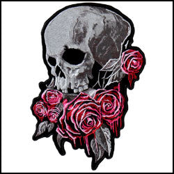 PATCH BLEEDING ROSES
