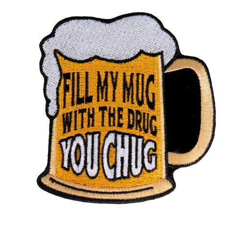 PATCH FILL MY MUG