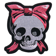SKULL GIRLY PATCH