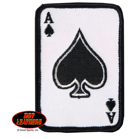 PATCH ACE OF SPADE
