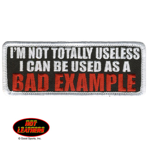 PATCH I'M NOT TOTALLY USELESS
