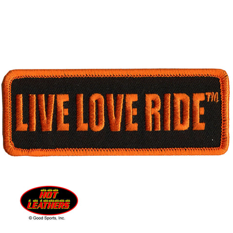 PATCH LIVE LOVE RIDE