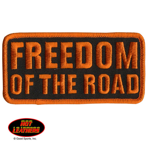 PATCH FREEDOM OF THE ROAD