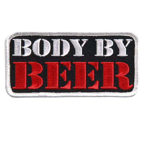 PATCH BODY BY BEER