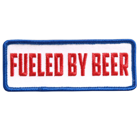 PATCH FUELED BY BEER