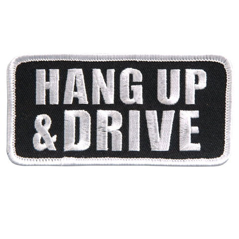 PATCH HANG UP & DRIVE