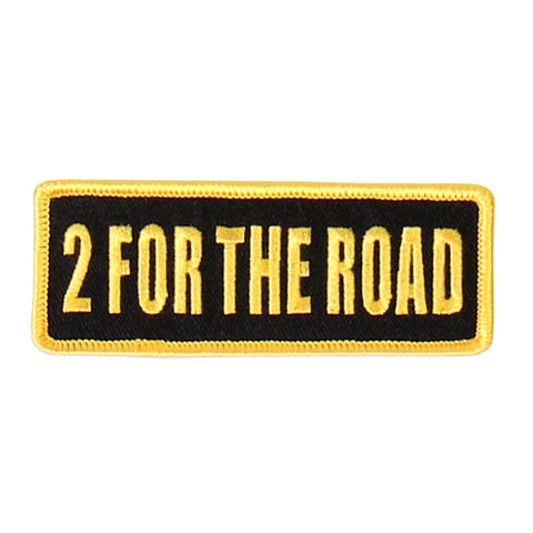 PATCH 2 FOR THE ROAD