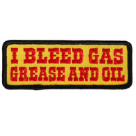 PATCH I BLEED GAS