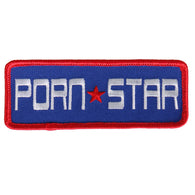 PATCH PORN STAR