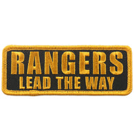 RANGERS LEAD THE WAY PATCH