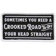PATCH CROOKED ROAD