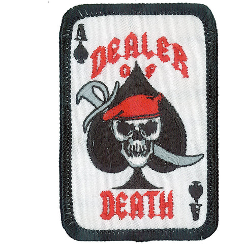 PATCH HOOK DEALER OF DEATH