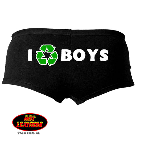 REDUCED! HOT PANTS I RECYCLE BOYS