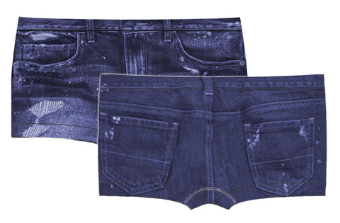 BS DENIM SUB BLUE