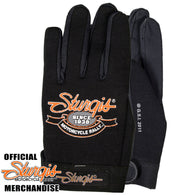 STURGIS SCRIPT MECHANIC GLOVES