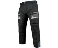 SPIRIT 600D POLYESTER BALLISTIC TEXTILE - TRAVERSE PANTS BLACK/GREY