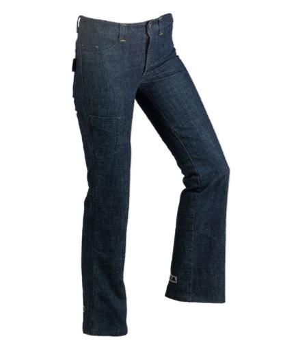 LADIES JEAN STRETCH SKINNY BOOTLEG